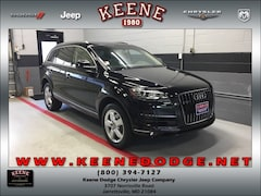 Used 2014 Audi Q7 3.0 TDI Premium (Tiptronic) SUV WA1LMAFE3ED019856 for sale in Jarrettsville, MD