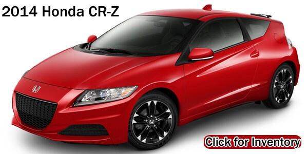 2014 Honda CRZ Reviews