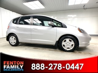 2012 Honda Fit Base Hatchback