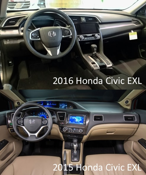 2016 Honda Civic In Keene, NH At Honda Of Keene