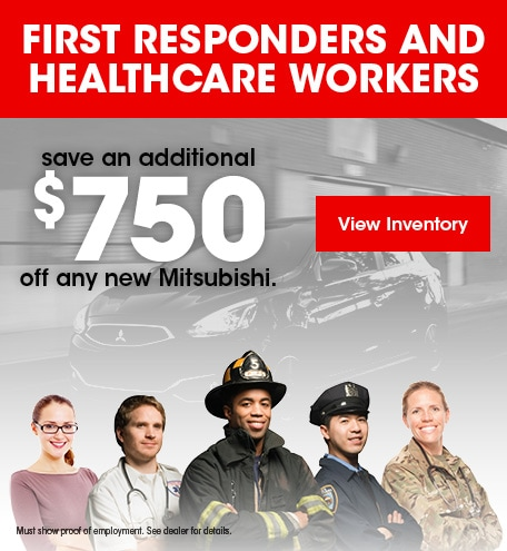 First Responders & Healthcare Workers Offer