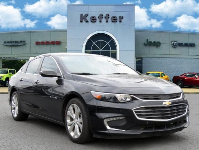 Used 2017 Chevrolet Malibu Premier w/2LZ Sedan In Charlotte