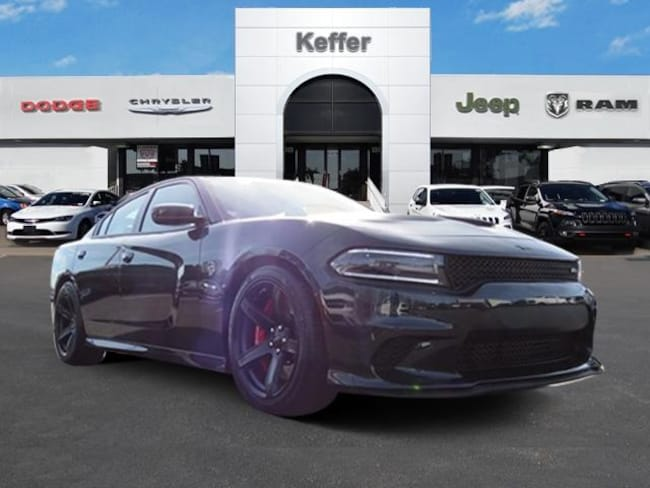 Used 2018 Dodge Charger SRT Hellcat Sedan In Charlotte