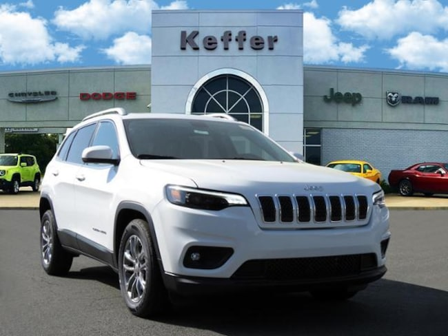 New 2019 Jeep Cherokee ALTITUDE FWD Sport Utility In Charlotte