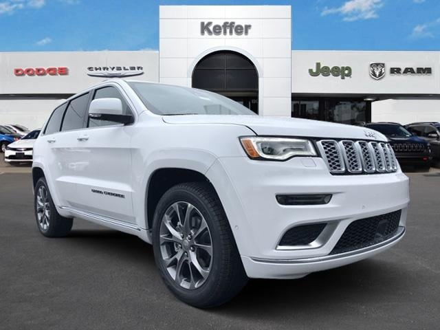 Exceptional New 2019 Jeep Grand Cherokee SUMMIT 4X4 Sport Utility In Charlotte