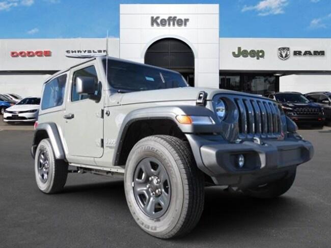 New 2018 Jeep Wrangler SPORT 4X4 Sport Utility In Charlotte