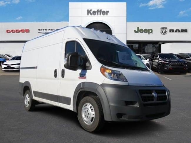 New 2018 Ram ProMaster 1500 CARGO VAN HIGH ROOF 136 WB Cargo Van In Charlotte