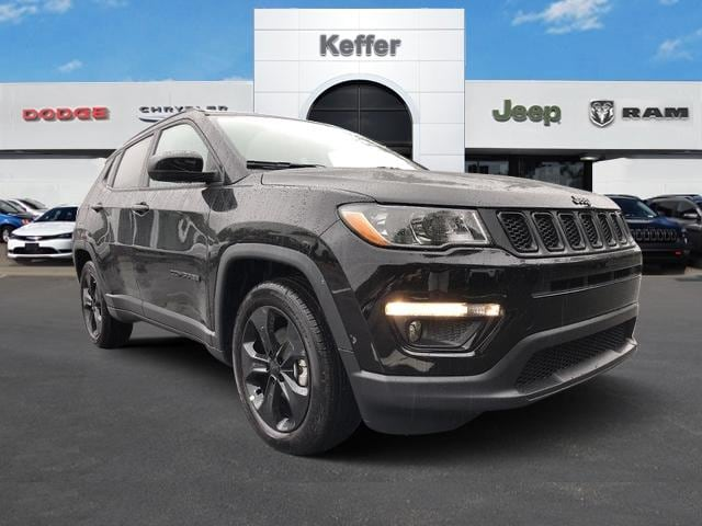 Elegant New 2019 Jeep Compass ALTITUDE FWD Sport Utility In Charlotte