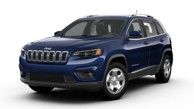 New 2019 Jeep Cherokee LATITUDE FWD Sport Utility In Charlotte