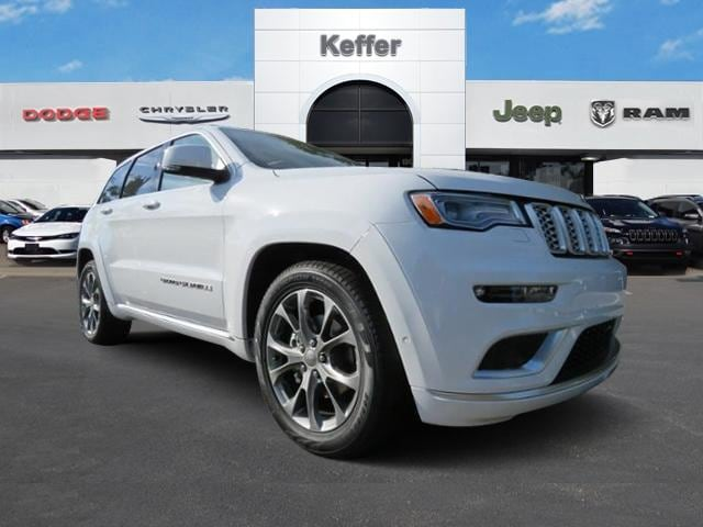 New 2019 Jeep Grand Cherokee SUMMIT 4X4 Sport Utility In Charlotte