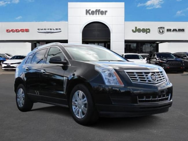 Used 2013 CADILLAC SRX Luxury Collection SUV In Charlotte