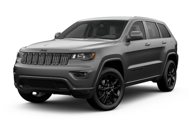 New 2019 Jeep Grand Cherokee ALTITUDE 4X4 Sport Utility In Charlotte