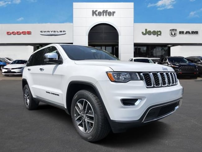 New 2018 Jeep Grand Cherokee LIMITED 4X2 Sport Utility In Charlotte