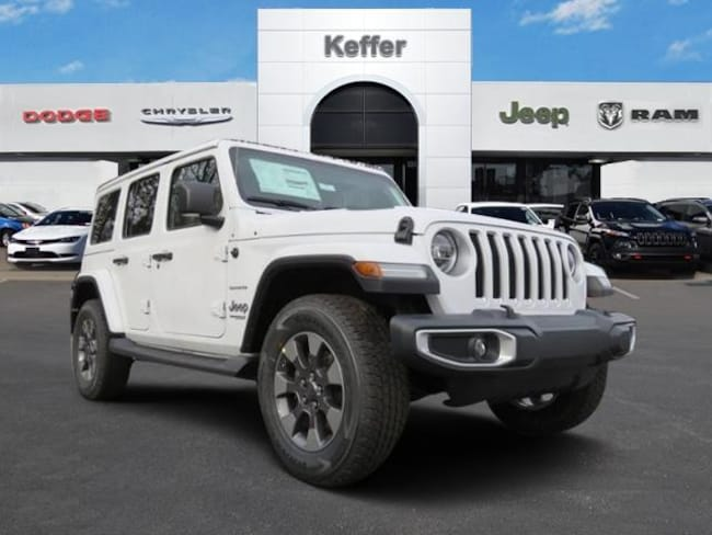 New 2019 Jeep Wrangler UNLIMITED SAHARA 4X4 Sport Utility In Charlotte