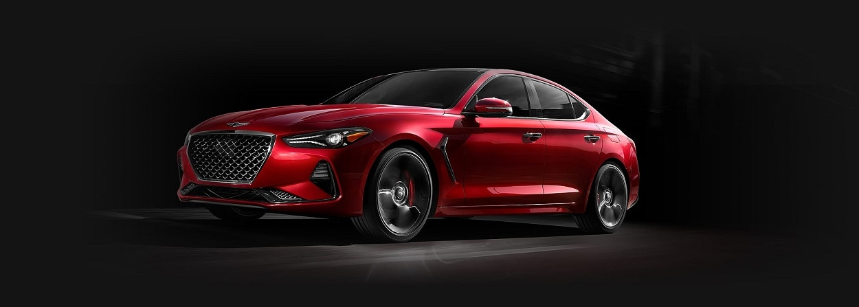 Research 2019 Genesis G70 - Genesis of Charlotte