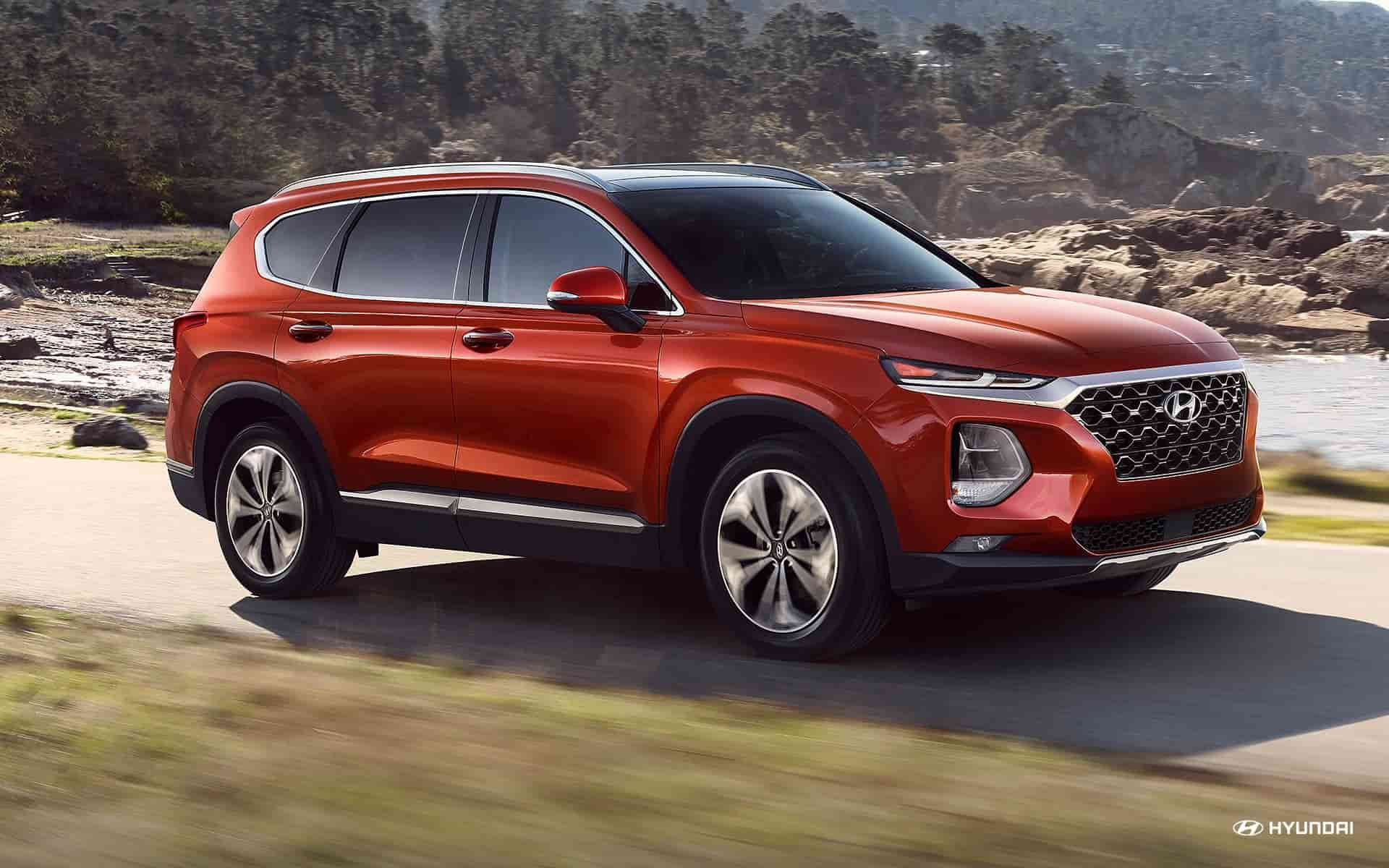 What's new with the 2020 Hyundai Santa Fe near Monroe NC