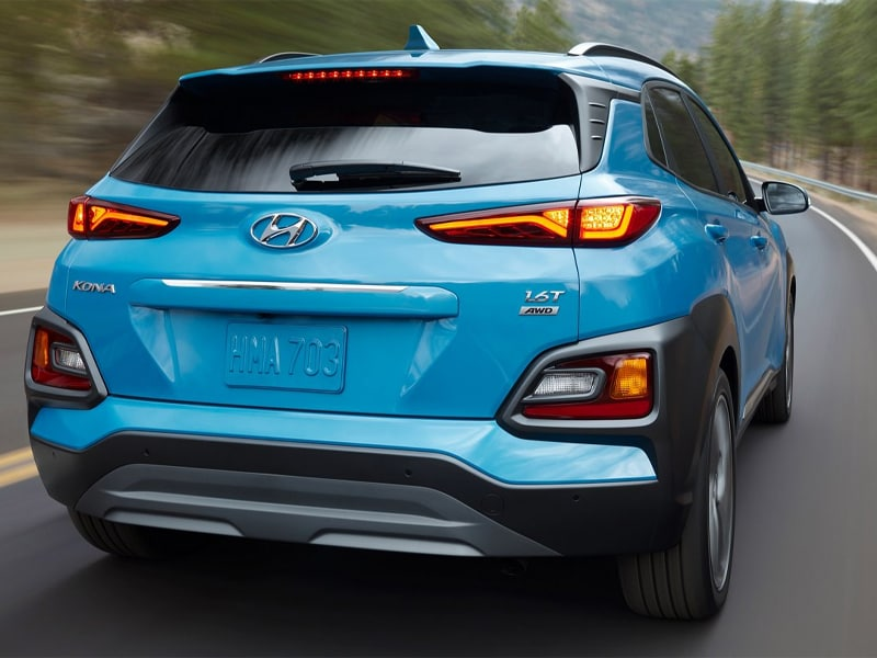The 2021 Hyundai Kona has a lot to offer near Fort Mill SC