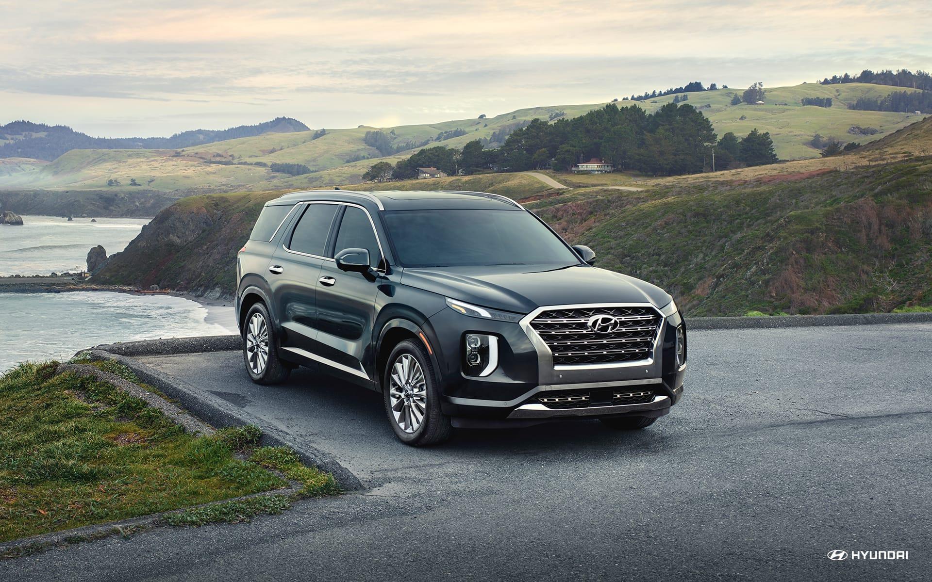 Buy, Lease, or Finance the 2020 Hyundai Palisade near Charlotte NC