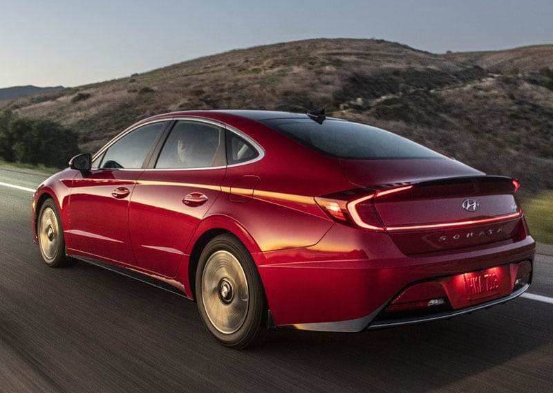 The 2020 Sonata Hybrid has all the features and amenities you need in Matthews NC