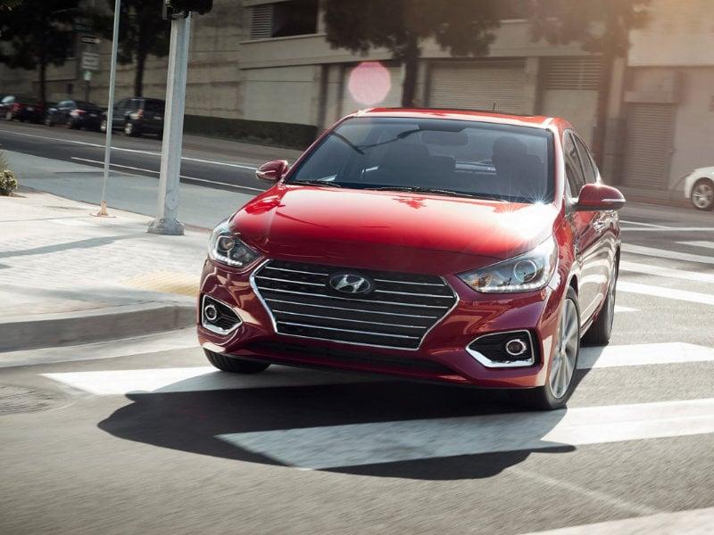 Keffer Hyundai - The 2021 Hyundai Accent has three available trim levels near Monroe NC