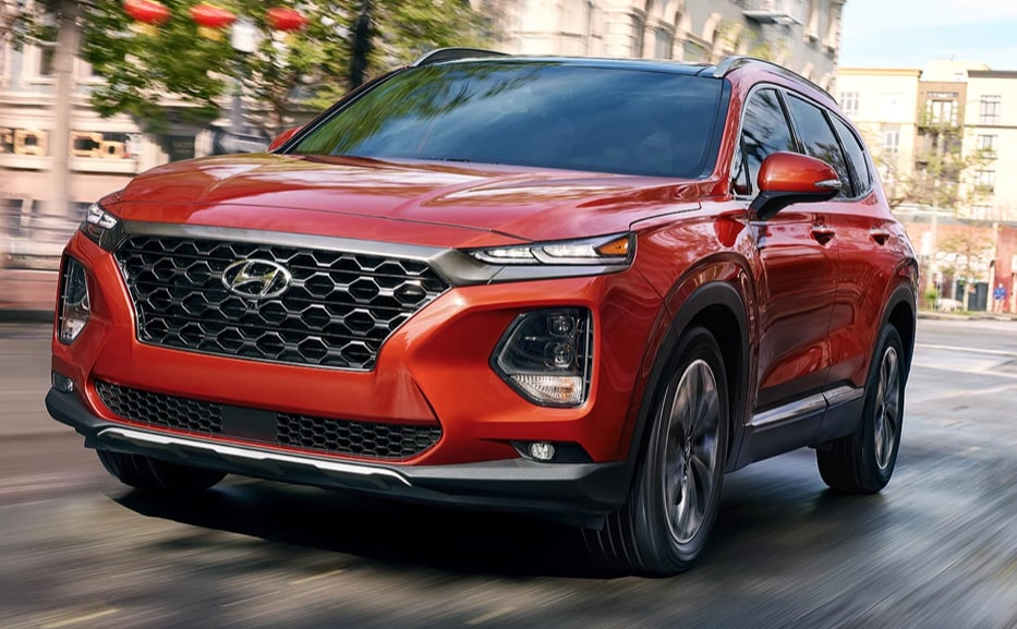 Get to Know the 2020 Hyundai Santa Fe Near Monroe NC