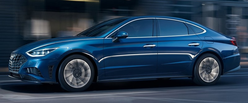 Keffer Hyundai - The 2021 Hyundai Sonata has something for everybody near Fort Mill SC