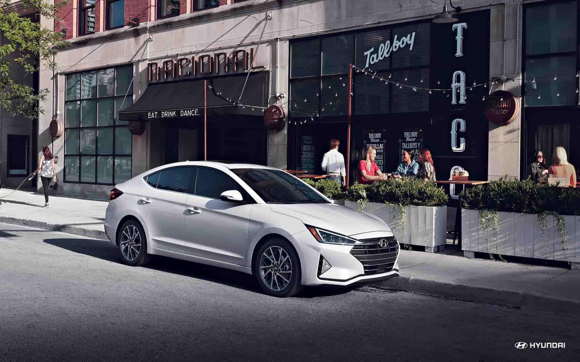 Purchase a Car Online 2020 Hyundai Elantra Near Fort Mill SC