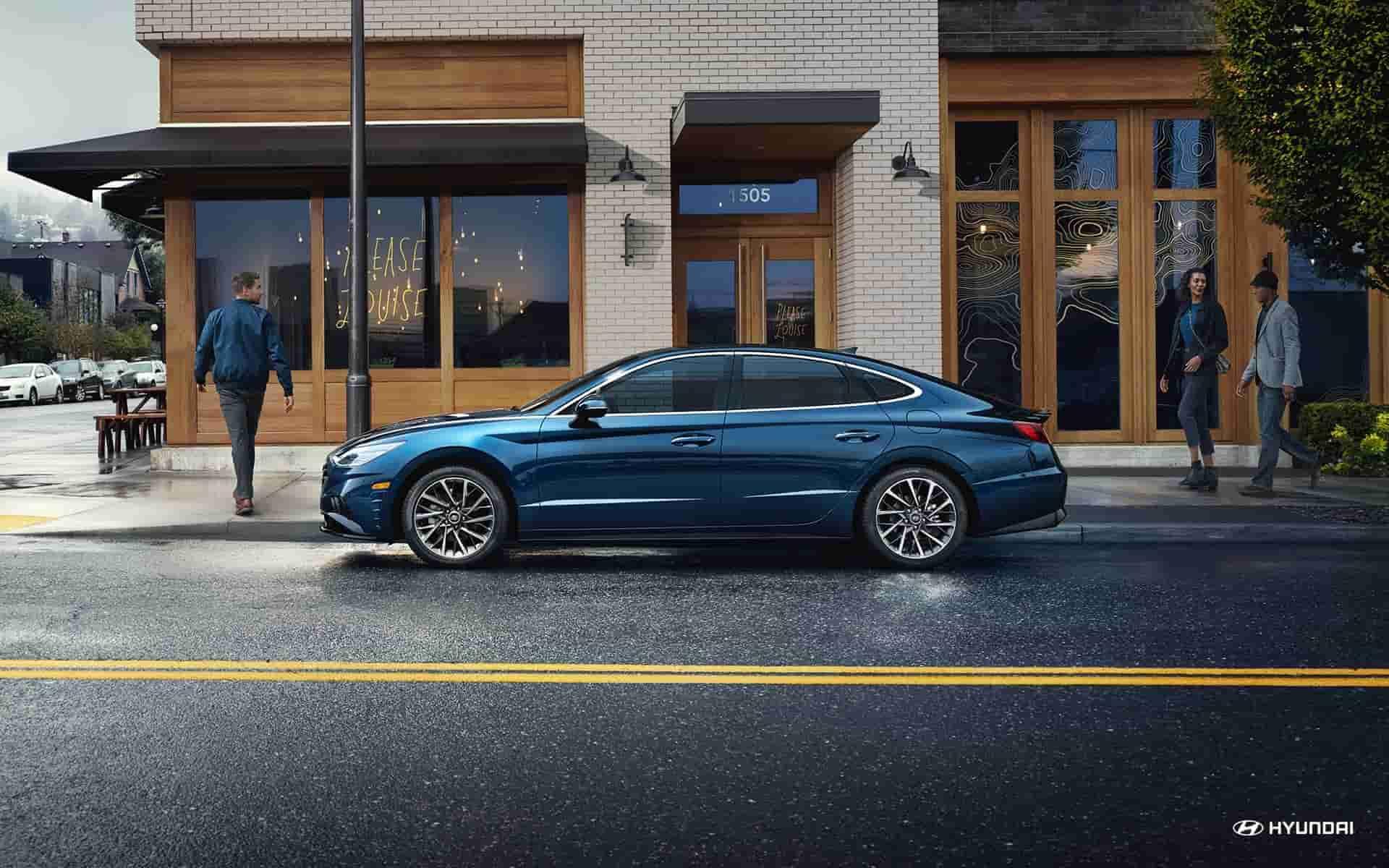 Request a 2020 Hyundai Sonata quote near Charlotte NC