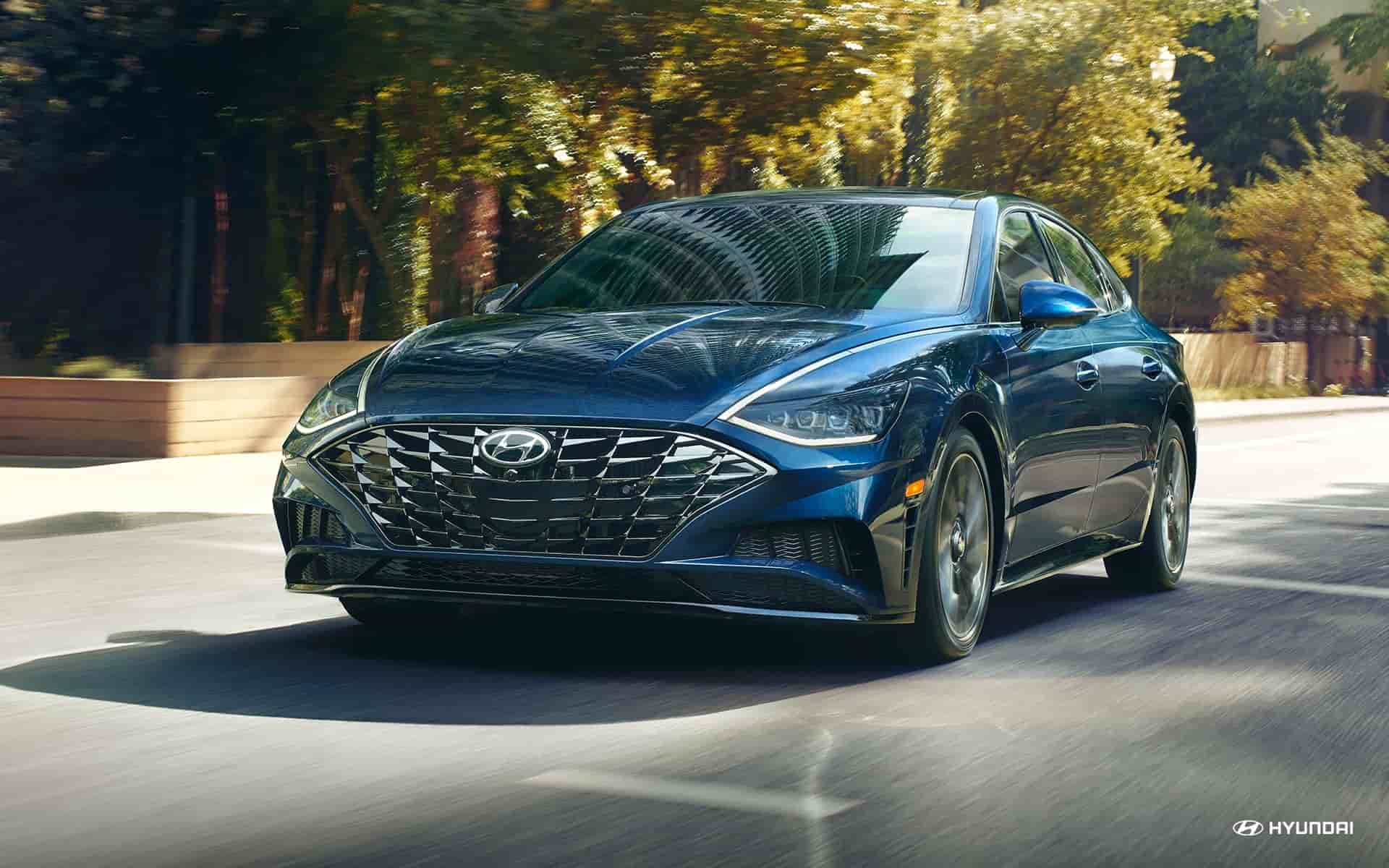 Research the 2020 Hyundai Sonata in Matthews NC