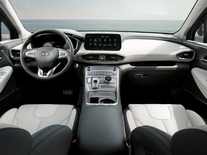 You'll love the 2021 Hyundai Santa Fe near Charlotte NC