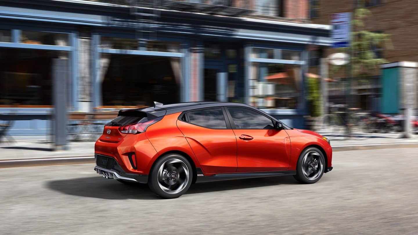 What's new with the 2020 Hyundai Veloster near Matthews NC