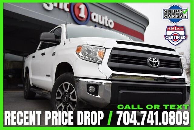2014 Toyota Tundra 4x4 Truck Crew Max