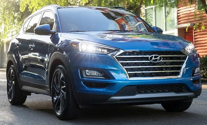 Keffer Hyundai - The 2021 Hyundai Tucson is the SUV that's just the right size near Charlotte NC