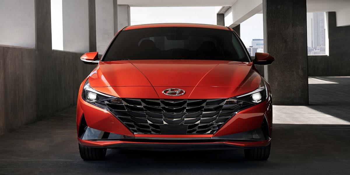 Announcing the arrival of the 2021 Hyundai Elantra in Matthews NC