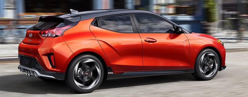 Keffer Hyundai - The 2021 Hyundai Veloster is designed to entertain near South Charlotte NC
