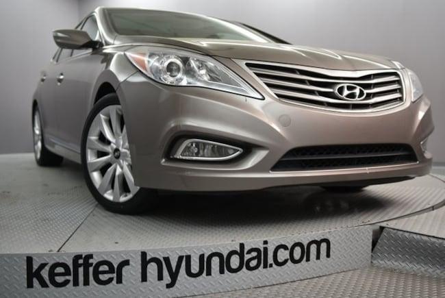 2012 Hyundai Azera Base (A6) Sedan