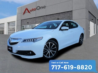 2016 Acura TLX TLX 3.5 V-6 9-AT P-AWS with Advance Package Sedan