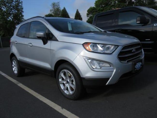 New 2019 Ford EcoSport SE SUV near Belmont