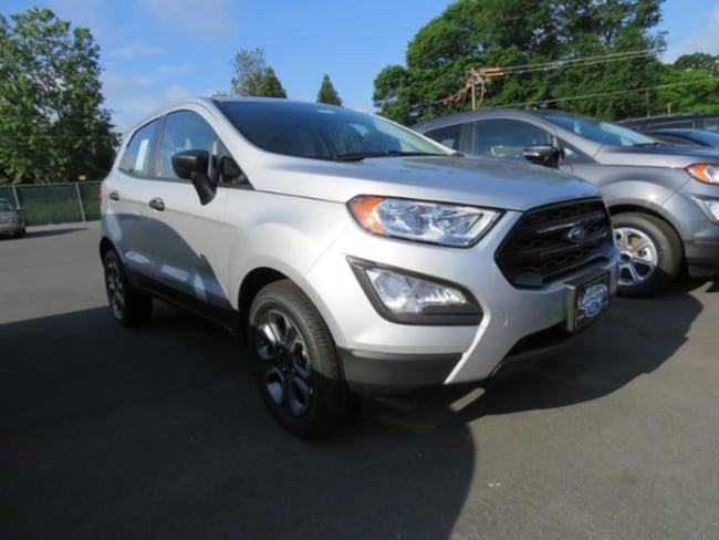 New 2019 Ford EcoSport S SUV near Belmont