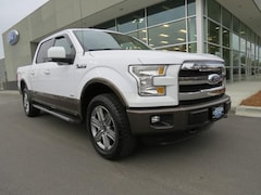 Used 2015 Ford F-150 Lariat Truck SuperCrew Cab T99024A for Sale in Belmont at Keith Hawthorne Ford of Belmont