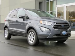 New 2019 Ford EcoSport SE SUV T97001 for Sale near Shelby, NC, at Keith Hawthorne Ford of Belmont
