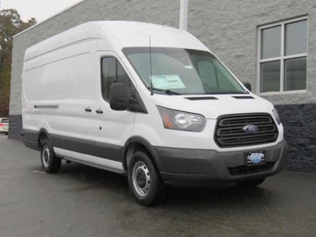 New 2018 Ford Transit-250 Base w/Sliding Pass-Side Cargo Door Van Belmont