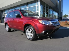 New 2013 Subaru Forester 2.5X SUV for Sale near Hickory, NC, at Keith Hawthorne Ford of Belmont