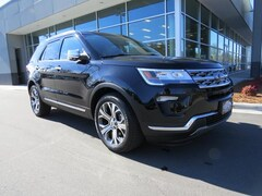 New 2019 Ford Explorer Limited SUV T93017 for Sale in Belmont, NC, at Keith Hawthorne Ford of Belmont