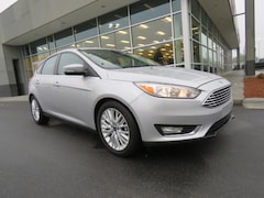 New 2018 Ford Focus Titanium Hatchback for Sale near Charlotte, NC, at Keith Hawthorne Ford of Belmont