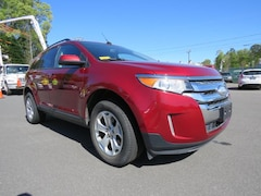 Used 2013 Ford Edge SEL SUV T98012A for Sale in Belmont at Keith Hawthorne Ford of Belmont