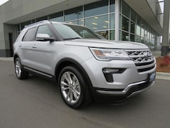 New 2019 Ford Explorer Limited SUV T93021 for Sale in Belmont, NC, at Keith Hawthorne Ford of Belmont