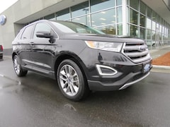 Used 2015 Ford Edge Titanium SUV T93023A for Sale in Belmont at Keith Hawthorne Ford of Belmont