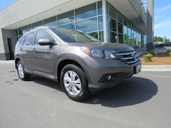New 2014 Honda CR-V EX-L SUV for Sale near Hickory, NC, at Keith Hawthorne Ford of Belmont