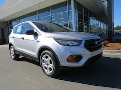New 2019 Ford Escape S SUV T90006 for Sale in Belmont, NC, at Keith Hawthorne Ford of Belmont